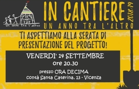 In Cantiere promo