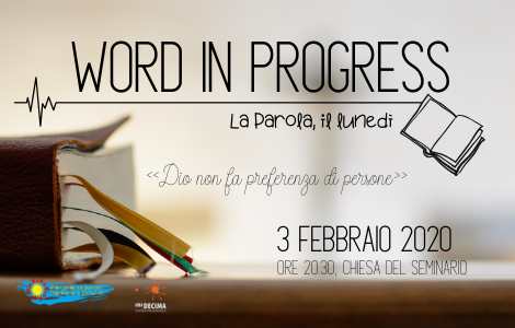 word in progress PROMO