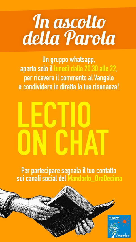 lectio in chat